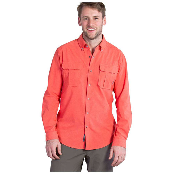 ExOfficio Men's Air Space LS Shirt