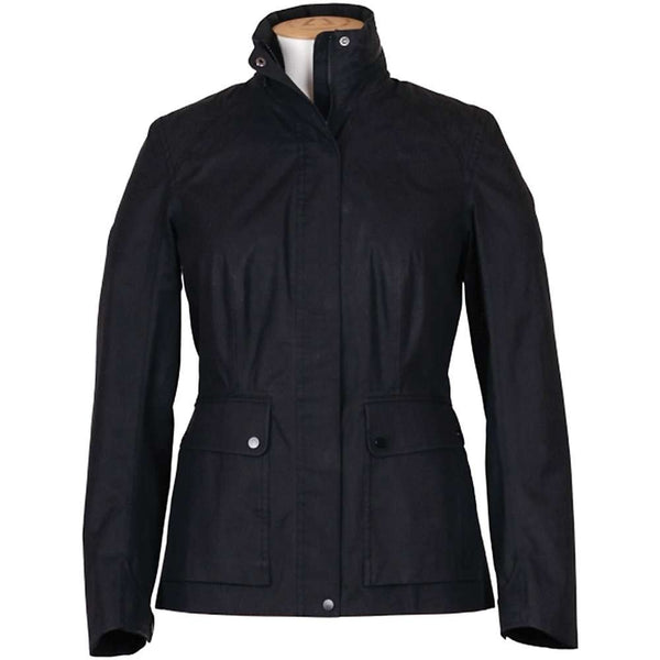 Alchemy Equipment Men's Laminated Waxed Cotton Coat