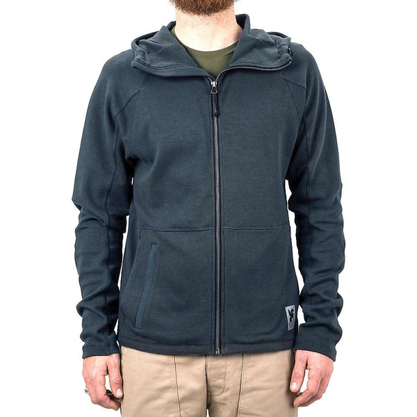 Chrome Industries Men's Chrome Base Dura-Map Hybrid Hoodie