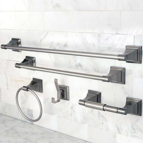 Classic 5-pc. Towel Bar Set, Nickel