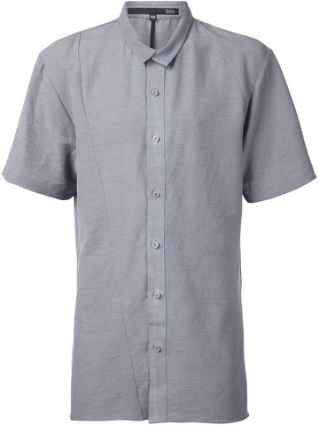 0dd. diagonal seam shirt