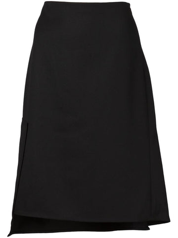 3.1 Phillip Lim broken line skirt