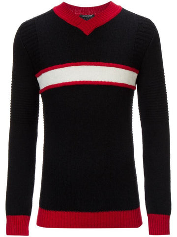 Balmain v-neck sweater