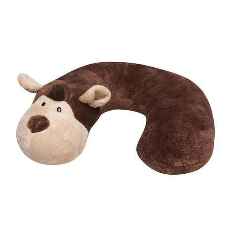 Animal Planet Neck Support Pillow, Monkey