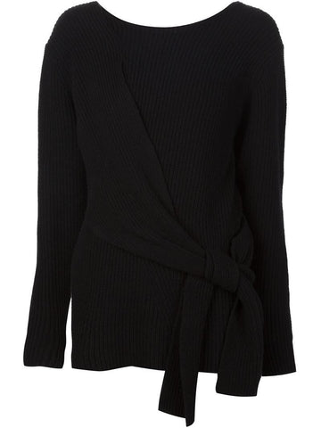 3.1 Phillip Lim draped tie-detail pullover