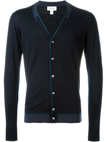 Brioni v-neck cardigan
