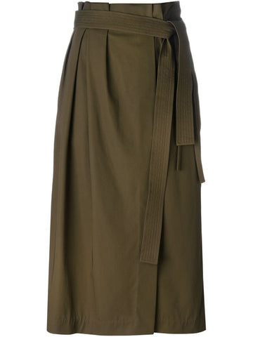 3.1 Phillip Lim belted pleated skirt
