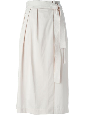 3.1 Phillip Lim pleated belted skirt