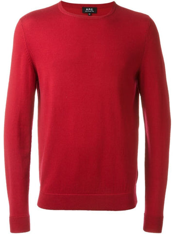 A.P.C. 'Charles' pullover sweater