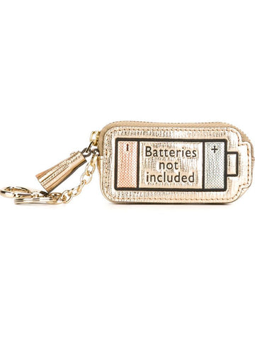Anya Hindmarch 'Batteries Not Included' coin purse