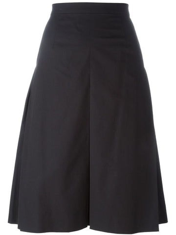 08Sircus inverted pleat skirt