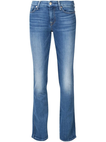 7 For All Mankind 'Kimmie' straight leg jeans