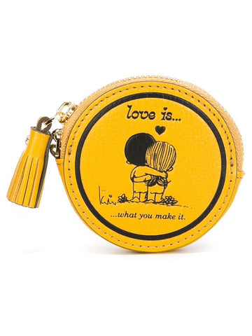 Anya Hindmarch 'Love Is' coin purse
