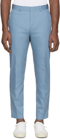Acne Studios Blue Aron T Pop Trousers