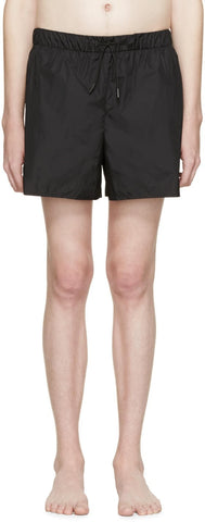 Acne Studios Black Perry Swimsuit
