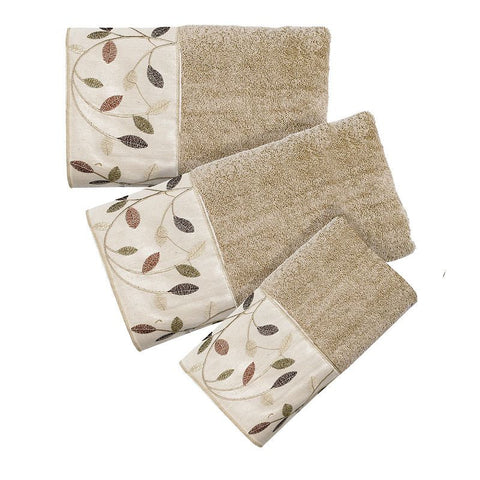 Aubury 3-pc. Bath Towel Set, Beige