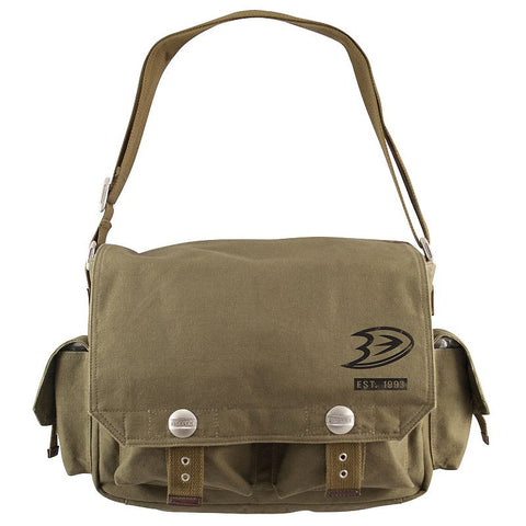 Anaheim Ducks Prospect Messenger Bag, Dks Team