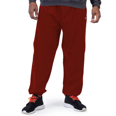 Big & Tall Champion Fleece Pants Men's Cardinal Red
