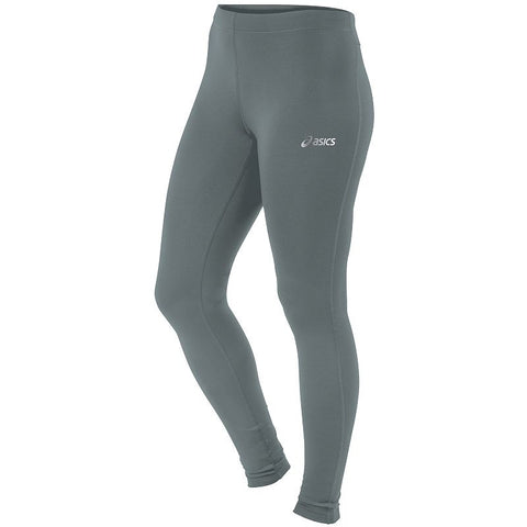 ASICS Essentials Running Tights - Women's Med Grey