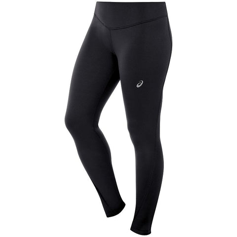 ASICS Lite-Show Cold-Weather Running Tights - Women's Performance Black
