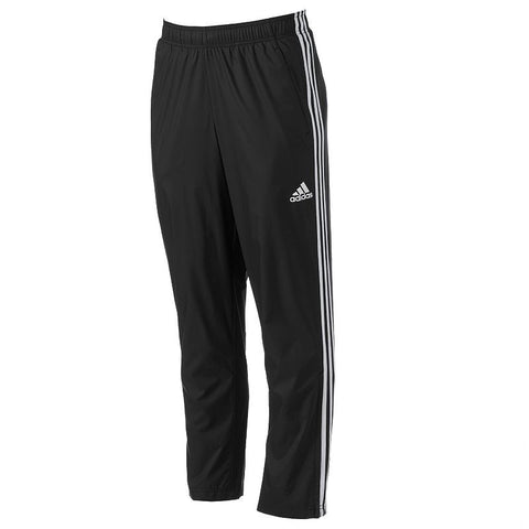 Big & Tall Adidas Woven Track Pants Men's Black_3565