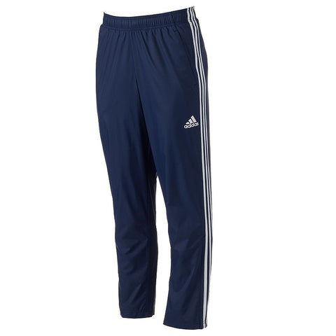 Big & Tall Adidas Woven Track Pants Men's Navy