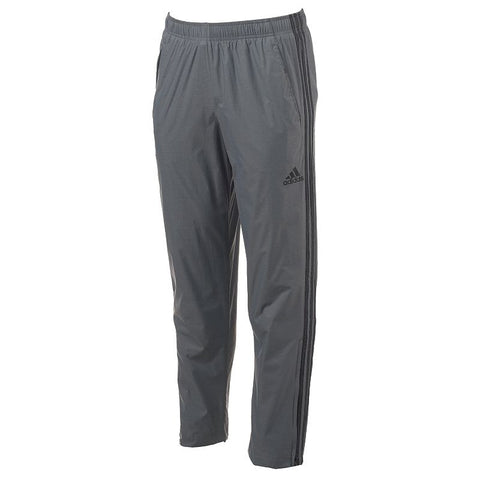 Big & Tall Adidas Woven Track Pants Men's Med Grey