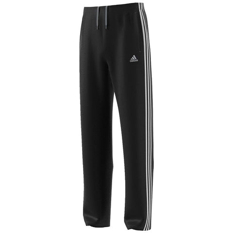 Big & Tall Adidas Essential 3-Stripe Athletic Pants Men's Black
