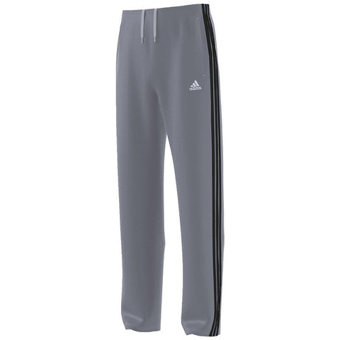 Big & Tall Adidas Essential 3-Stripe Athletic Pants Men's Grey