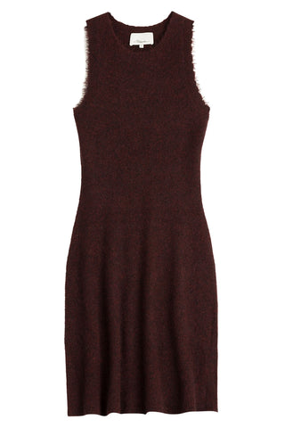 3.1 Phillip Lim Knit Dress with Wool - red