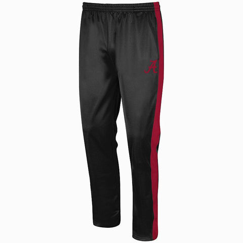 Big & Tall Campus Heritage Alabama Crimson Tide Rage Tricot Pants Men's Ala Black