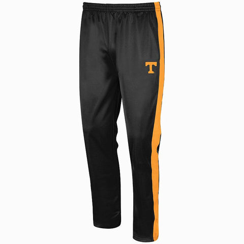 Big & Tall Campus Heritage Tennessee Volunteers Rage Tricot Pants Men's Ten Black