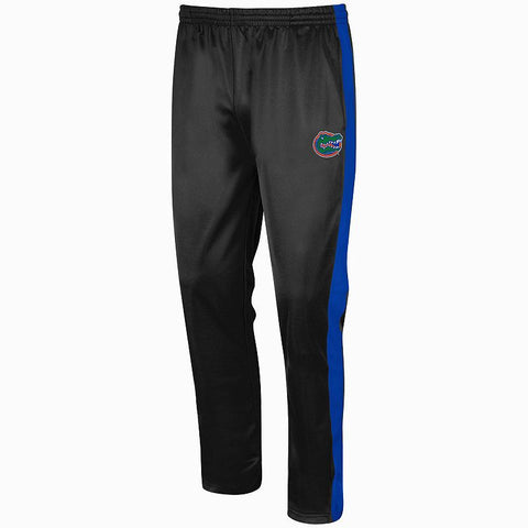 Big & Tall Campus Heritage Florida Gators Rage Tricot Pants Men's Fld Black