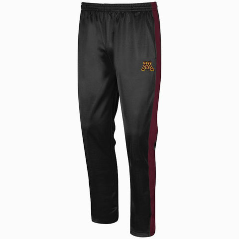 Big & Tall Campus Heritage Minnesota Golden Gophers Rage Tricot Pants Men's Min Black