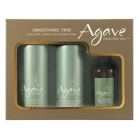 Agave Healing Oil Smoothing Trio Set, Multi/None