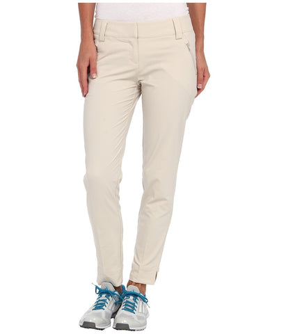 adidas Golf - Contrast Cropped Pocket Pant '14 (Ecru/White) Women's Casual Pants
