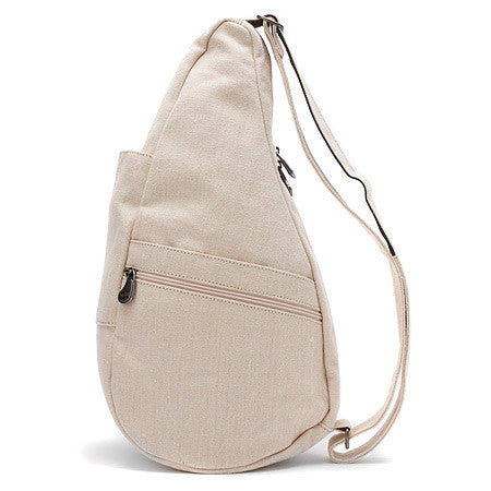 AmeriBag Healthy Back Bag tote Hemp Small -Men's