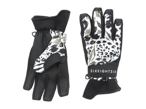 686 - Rhythm Pipe Glove (Grey Animal) Extreme Cold Weather Gloves