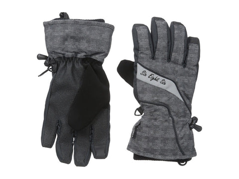 686 - Puzzle Glove (Black) Extreme Cold Weather Gloves