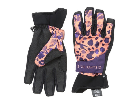 686 - Rhythm Pipe Glove (Coral Animal) Extreme Cold Weather Gloves