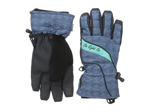686 - Puzzle Glove (Lagoon) Extreme Cold Weather Gloves