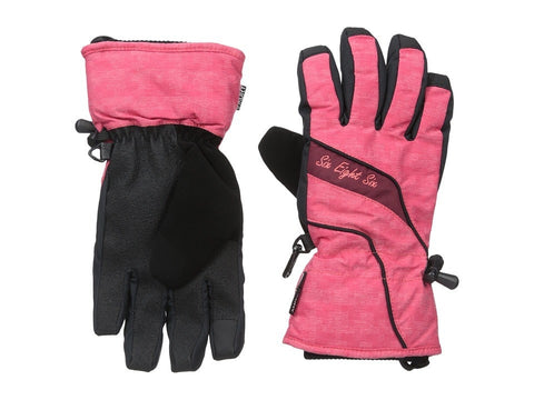 686 - Puzzle Glove (Fuschia) Extreme Cold Weather Gloves