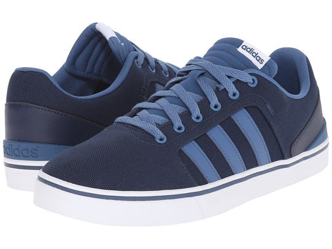adidas - Hawthorn St (Collegiate Navy/Ash Blue/White) Men's Shoes