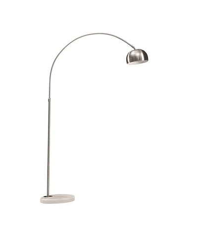 Arch Lamp Small Base, White