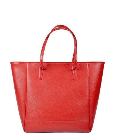 24 Hour Executive Tote Bag In Saffiano Leather_26239