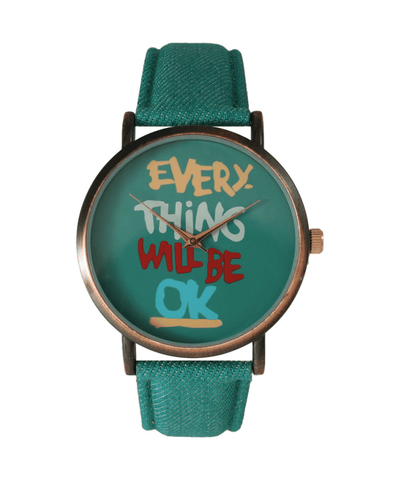 'everything Will Be Ok' Watch_42680