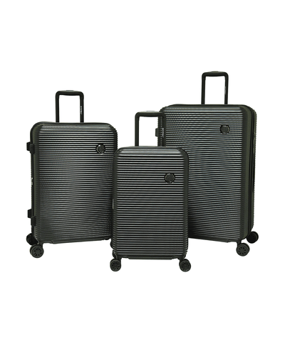 3pc (shanghai Collection) Hardside Expandable Double-spinner Luggage Set_44549