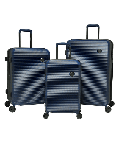 3pc (shanghai Collection) Hardside Expandable Double-spinner Luggage Set_44551