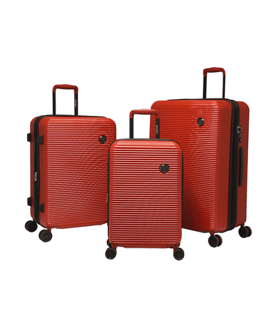 3pc (shanghai Collection) Hardside Expandable Double-spinner Luggage Set_44552