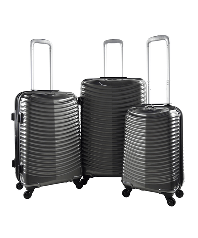 3pc (orion Collection) Hardside Expandable Spinner Luggage Set_44553